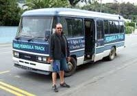 Paul and the Track Bus