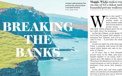 NZ Herald Travel Article 2020